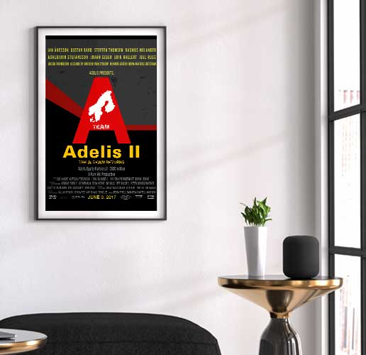 Park Hill Adelis II Poster